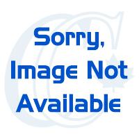 FELLOWES 25PK BINDING COMBS PLASTIC BLACK 5/16IN