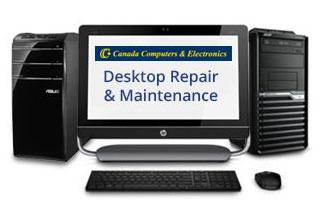 Services Desktop | Canada Computers & Electronics