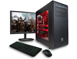 AMD Gaming Desktops