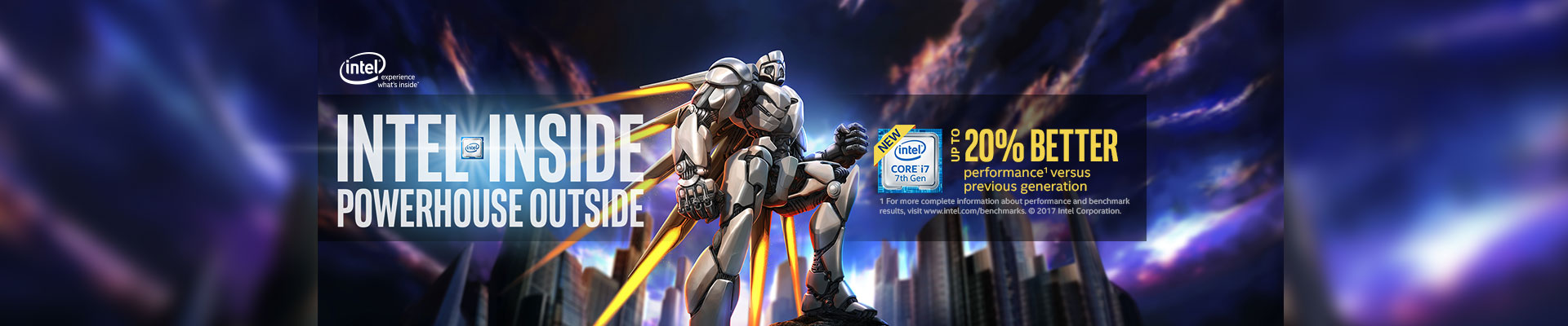 Intel 7th Generation Intel Core Processors