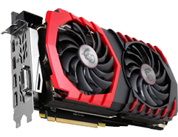 MSI graphic cards