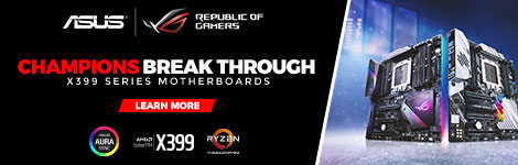 ASUS X399 Motherboards