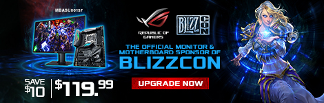 Blizzcon 2017 Motherboards Package Deals