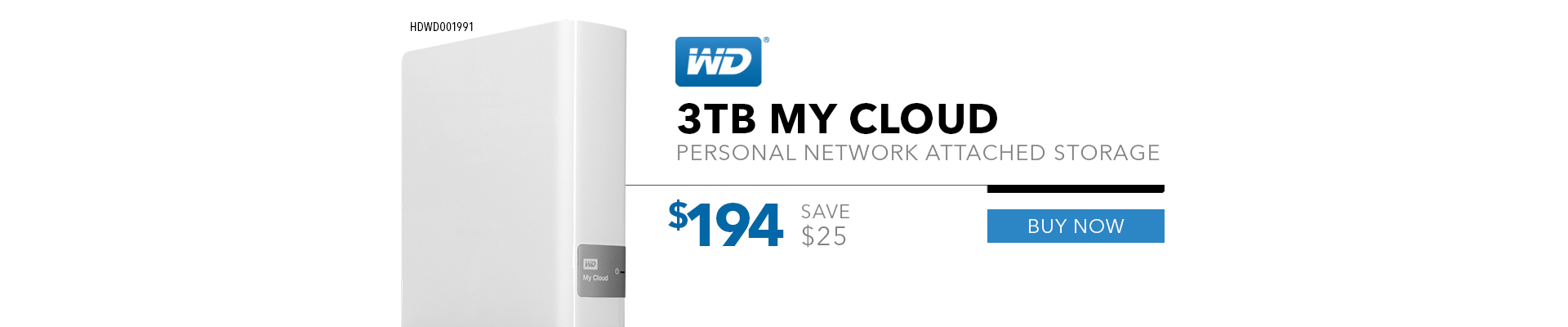 Western Digital My Cloud LP