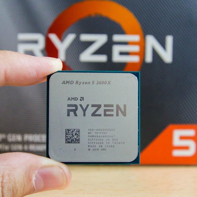 Amd Ryzen 5 3600x 6 Core 12 Thread 7nm Processor Canada Computers Electronics