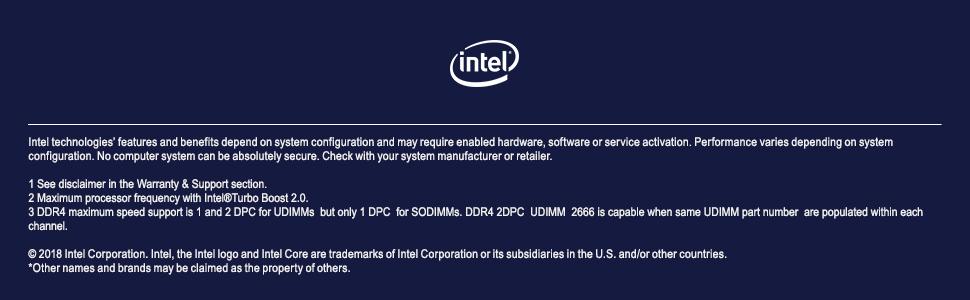 Intel Core i9-9900K Coffee Lake 8-Core/16-Thread Processor