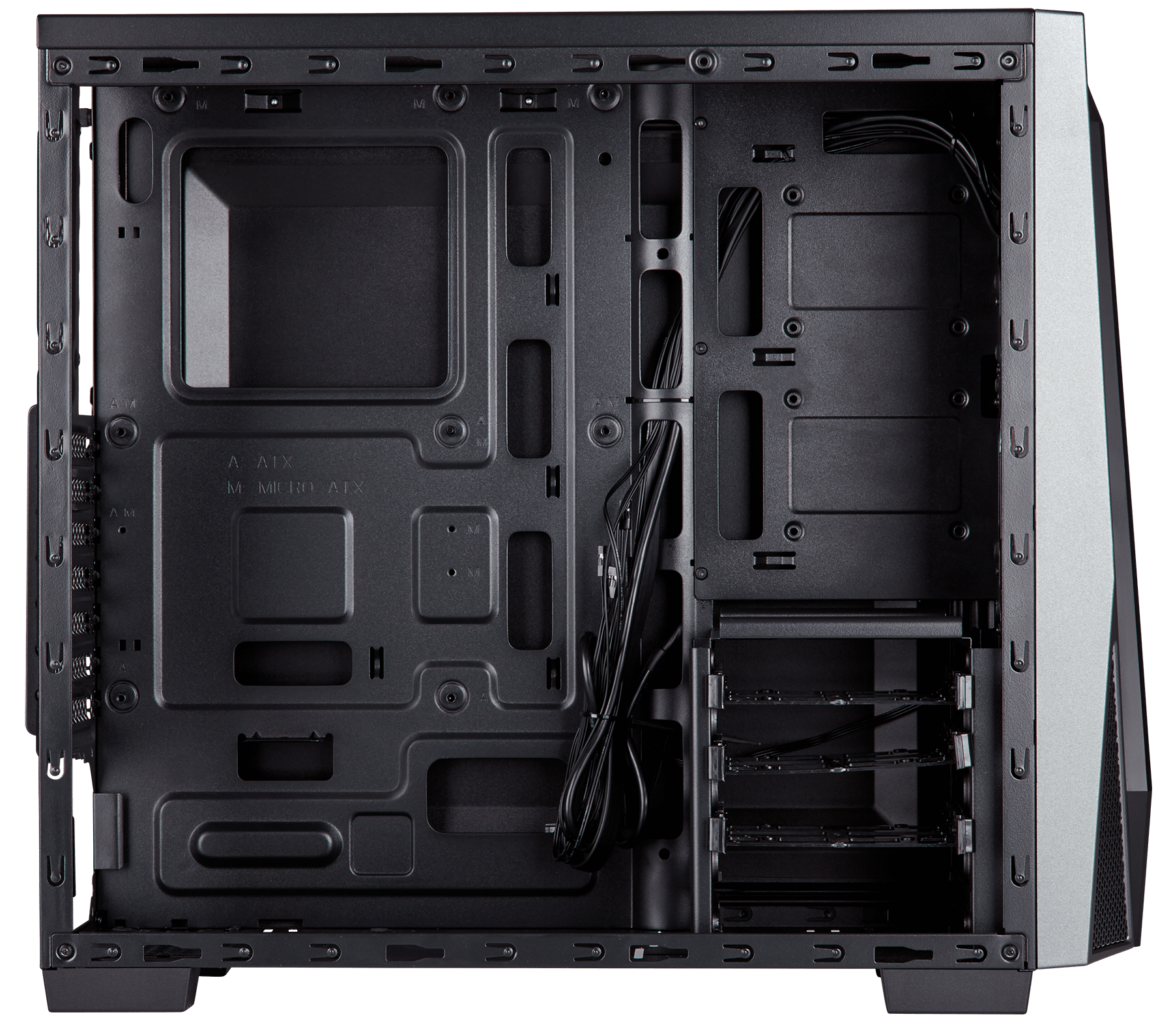 Corsair Carbide Series Mid-Tower Gaming Case | Canada Computers