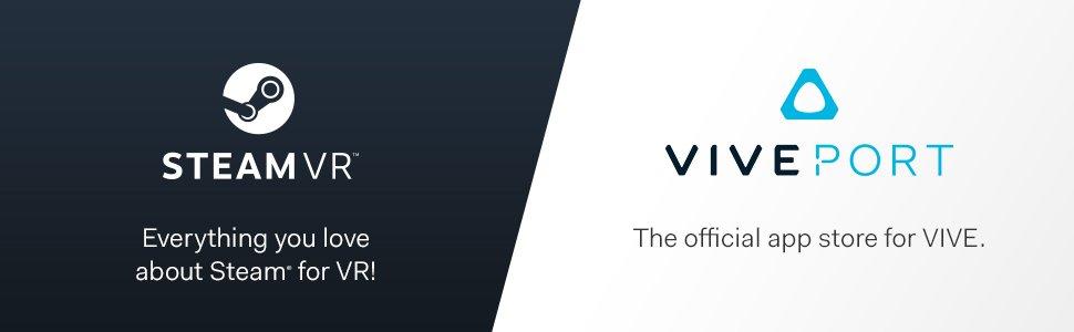 HTC Vive Pro Full Kit Virtual Reality System (99HANW001-00